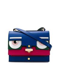 Giancarlo Petriglia Eye Foldover Shoulder Bag
