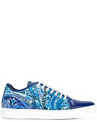 Etro Abstract Print Sneakers