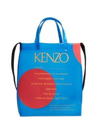 Kenzo Invitation Transparent Tote