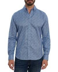 Robert Graham Solis Abstract Print Button Up Shirt