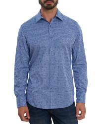 Robert Graham Waters Button Up Shirt