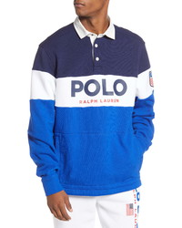 Polo Ralph Lauren Colorblock Rugby Polo