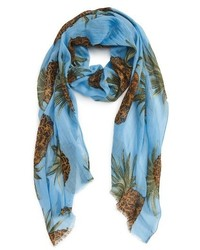 Tropical print scarf medium 4154403