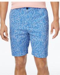 Tommy Hilfiger Custom Fit Furyk Paisley Print Shorts