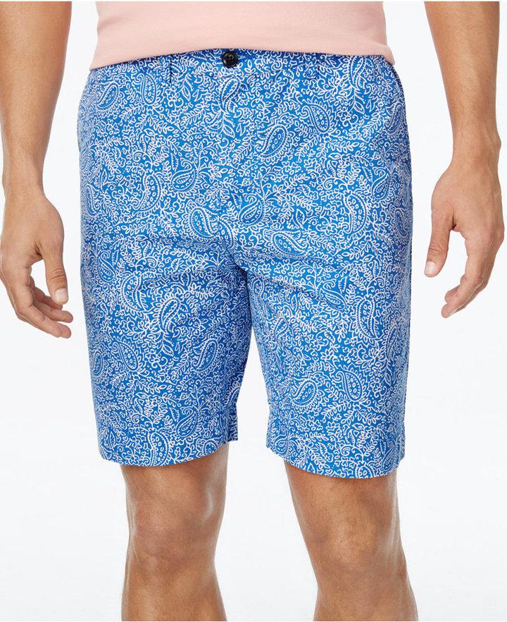 palm tree printed shorts - Blue The Upside sAoHsxL