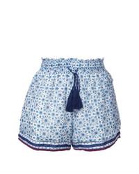 Elasticated waistband tassel shorts medium 7703448