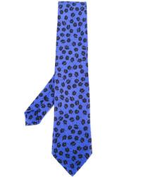 Etro Flora Print Tie