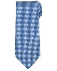 Salvatore Ferragamo Vara Printed Silk Tie