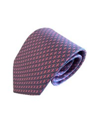 Lazyjack Press Tie One Silk Tie