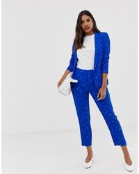 Vila Spotty 78 Suit Trousers