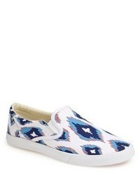 Bucketfeet splash slip on sneaker medium 102415