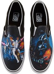 8ae29a4f4f ... Slip-on Sneakers Vans Classic Slip Ontm X Star Wars ...