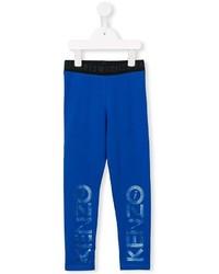 Kenzo Kids Paris Print Track Pants