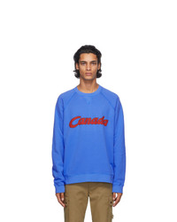 DSQUARED2 Blue Canada Sweatshirt