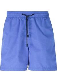 Etro Paisley Print Swim Shorts