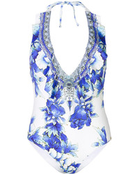 Camilla Floral Print Swimsuit