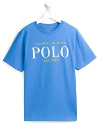 Ralph Lauren Kids Polo Print T Shirt