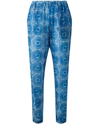 Lemlem Printed Tapered Trousers
