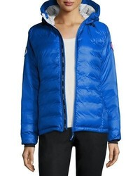 Canada Goose Camp Hooded Packable Puffer Jacket Royal Blue