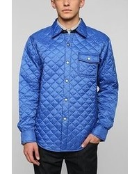 UO Muttonhead Quilted Coaches Jacket