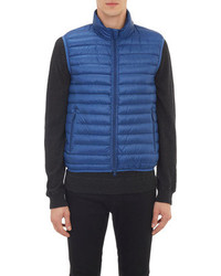 Aspesi Channel Quilted Down Vest