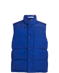 Burberry Embroidered Archive Logo Down D Gilet