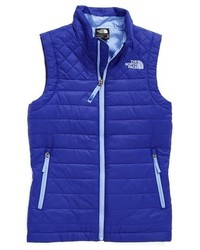The North Face Mini Harbor Water Resistant Quilted Vest