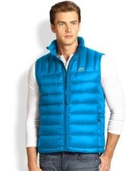 Lacoste Packable Down Vest