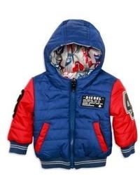 Diesel Babys Quilted Jacket