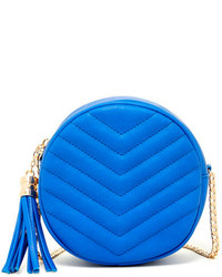 Urban Expressions Eliza Quilted Circle Crossbody