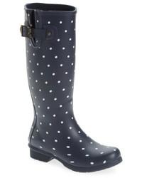 Chooka Classic Dot Rain Boot