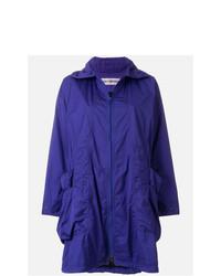 Issey Miyake Vintage Zipped Hooded Raincoat