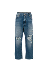 Unravel Project Baggy Boyfriend Jeans