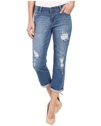 Corey cropped boyfriend jeans in melbourne light blue jeans medium 718022