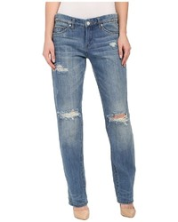 Blank NYC Denim Distressed Boyfriend Jeans In Meant To Be