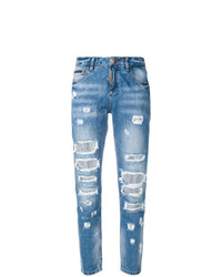 Philipp Plein Geniust Boyfriend Jeans