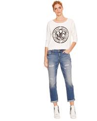 DKNY Jeans Bleecker Boyfriend Lake