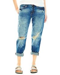 Joe Fresh Ripped Boyfriend Jeans