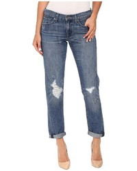 Sienna slim boyfriend in olympic blue jeans medium 717946
