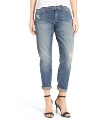 Lucky Brand Sienna Stretch Slim Ankle Boyfriend Jeans
