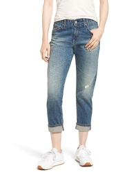 AG The Ex Boyfriend Ankle Slim Jeans