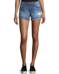 Joe's Jeans Distressed Cutoff Shorts