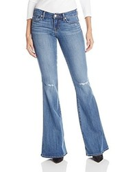 Level 99 Dahlia Fit And Flare Jean