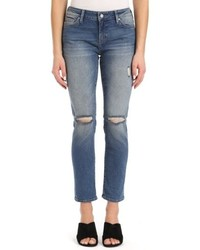 Mavi Jeans Ada Ripped Slim Jeans