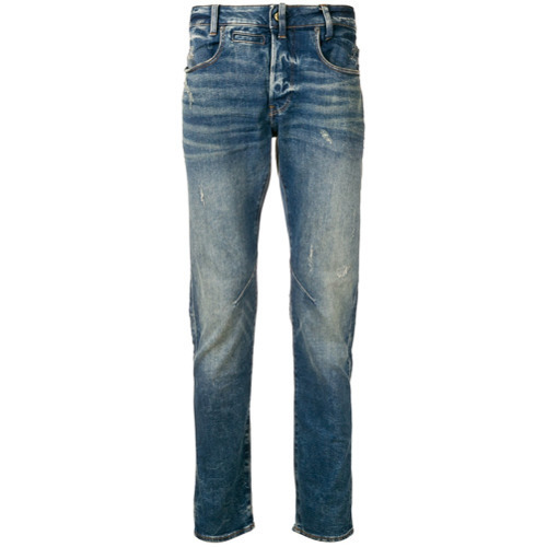 G-Star Raw Research Aged Antic Destroyed Jeans