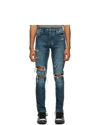 Ksubi Blue Chitch Kulture Jeans