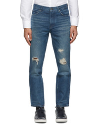 Hugo Blue Distressed 634 Jeans