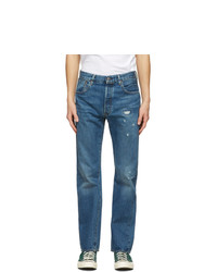Levis Vintage Clothing Blue Vintage 55 501 Jeans