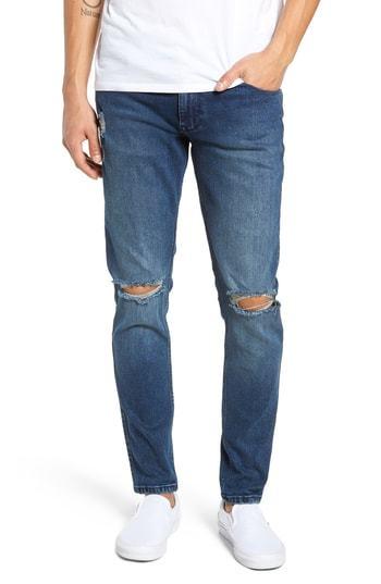 Dr. Denim Supply Co. Clark Slim Straight Leg Jeans