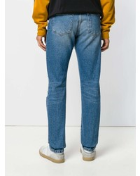MSGM Destroyed Denim Pants